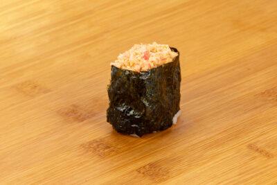 Гункан с крабом - Доставка суши и роллов в Омске, Мистер-Крабс, 21 Амурская, 16