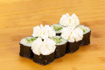 Каппа маки - Доставка суши и роллов в Омске, Мистер-Крабс, 21 Амурская, 16