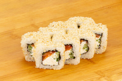 Киото - Доставка суши и роллов в Омске, Мистер-Крабс, 21 Амурская, 16