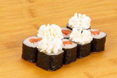 Сяке маки - Доставка суши и роллов в Омске, Мистер-Крабс, 21 Амурская, 16