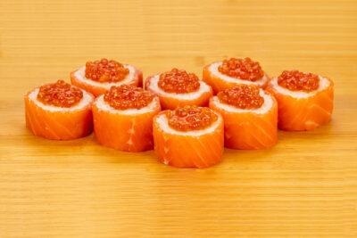 Филадельфия Икура - Доставка суши и роллов в Омске, Мистер-Крабс, 21 Амурская, 16