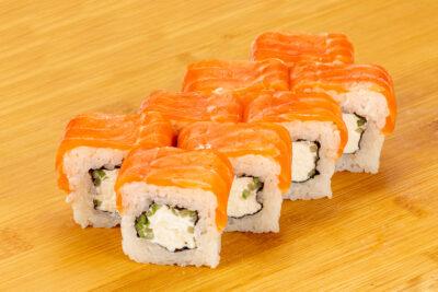 Филадельфия 3 - Доставка суши и роллов в Омске, Мистер-Крабс, 21 Амурская, 16