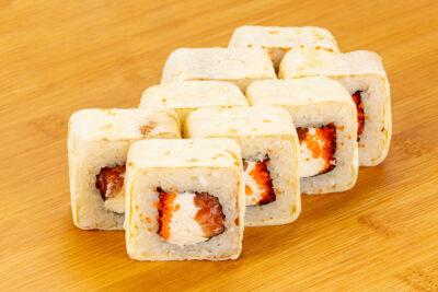 Чакин маки - Доставка суши и роллов в Омске, Мистер-Крабс, 21 Амурская, 16