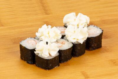 Эби маки - Доставка суши и роллов в Омске, Мистер-Крабс, 21 Амурская, 16