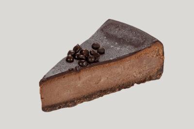 Чизкейк шоколадный – Доставка в Омске, Мистер-Крабс, 21 Амурская, 16. Работаем с 10:00 до 23:00